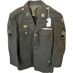 WWII U.S. Army Aviation Dress Jacket  (75951)