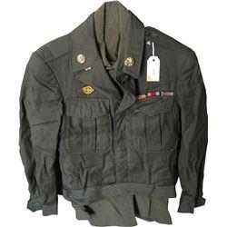 WWII U.S. Army Infantry Uniform  (75974)