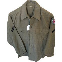 WWII U.S. Army Military Police Uniform  (75954)
