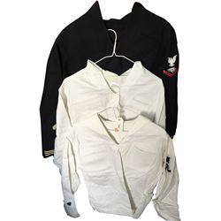 WWII U.S. Coast Guard Uniform Grouping  (75967)