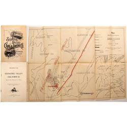 Prospectus of the Sequachee Valley Coal and Iron Company  (52865)