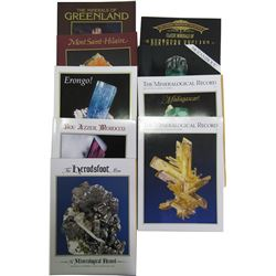 The Mineralogical Record and Mineral Magazines (9)  (86242)