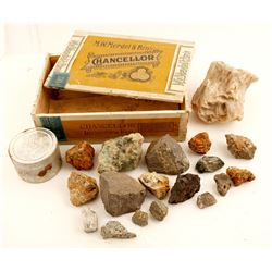 Con-Virginia Mine Mineral Collection  (88612)