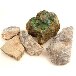Ore Specimens from Chihuahua, Mexico  (88623)