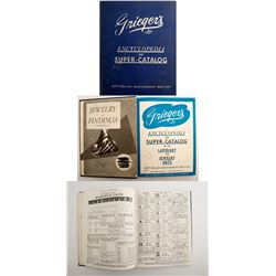 Grieger's Encyclopedia and Super Catalog   (49230)