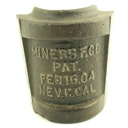 Miners Foundry Co. Stamp Mill Coupling  (87140)