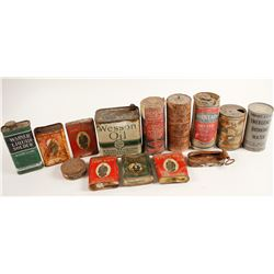 Utah Mines Cans and Artifacts  (88344)
