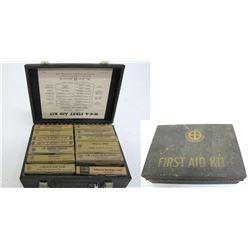 MSA Metal First Aid Kit  (89306)