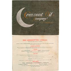 Crescent Oil of California Prospectus  (86454)