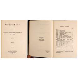 Copper Handbook  (86252)
