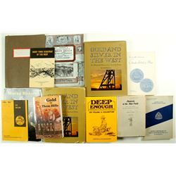 General Western Mining Books (10)  (84819)