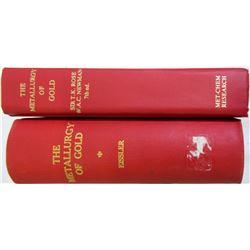 Gold Metallurgy (7th Edition)  (85860)