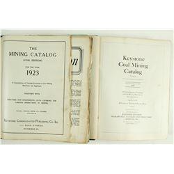 Keystone Coal Mining Catalogs (2)  (86233)