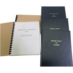 Marketing Strategy for Mine (Books)  (85870)