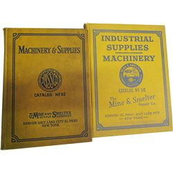 Mine and Smelter Supply Catalogs  (86626)