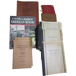 Mine Geology Books (12)  (86637)