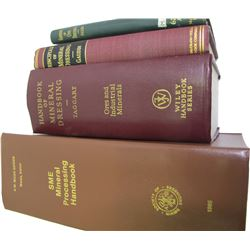 Mineral Dressing & Process (Books)  (85862)