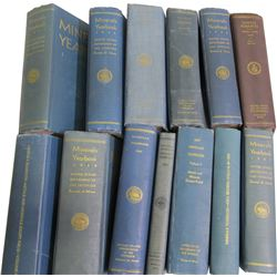 Minerals Year Books & Mineral Reserves (Books)  (85864)