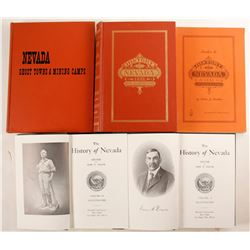 Key Nevada History Reference Books
