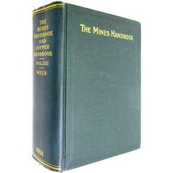Mines Handbook by Weed  (86256)