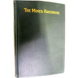 Mines Handbook Vol XVI by Weed  (86247)