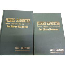 Mines Register (2)  (86248)