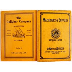Mining and Machinery Catalogs (2)  (86234)