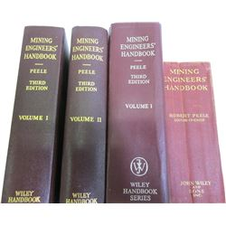Mining Engineers Handbooks  (85867)