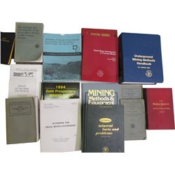 Mining Methods, Equipment and History Library  (86273)