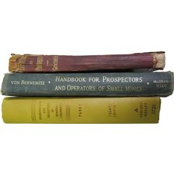 Prospecting Hardcovers (3)  (86638)
