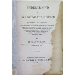 Underground or Life Below the Surface  (85874)