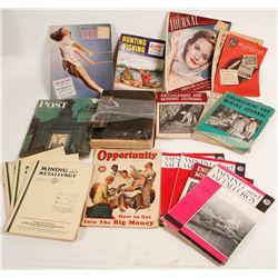 Mining Magazines  (86807)