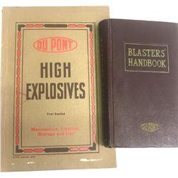 Explosive Books (2)  (86669)
