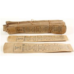 Hercules Paper Tamping Bags  (88356)