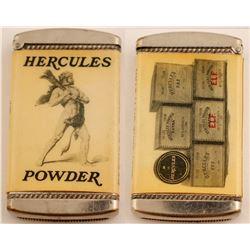 Hercules Powder Lighter  (87160)