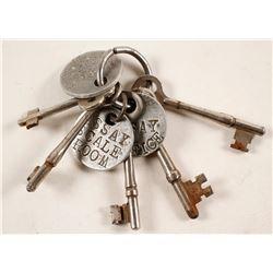 Mammoth Mine Skeleton Key Set  (88351)