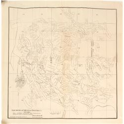 Map of Goldfield Mining District  (61557)