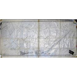 Hand Drawn Map of Mercur District, c1892  (59825)