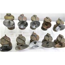 AutoLite Carbide Lamps (10)  (86619)