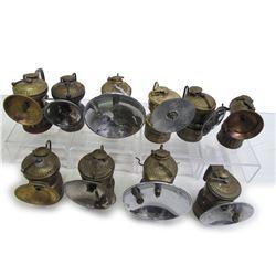 Carbide Lamps (10)  (86601)
