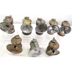 Carbide Lamps (8)  (86600)