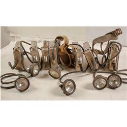 Edison Radiator Style Miners Lamps (7)  (87373)