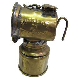Grier Oil Wick Lamp  (86608)