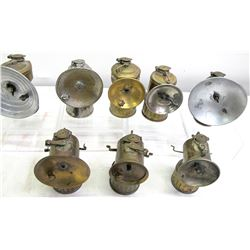 Justrite Carbide Lamps (8)  (86611)