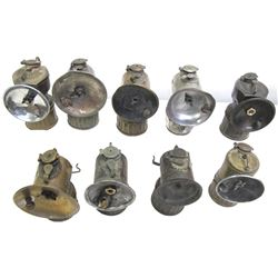 Justrite Carbide Lamps (8)  (86623)