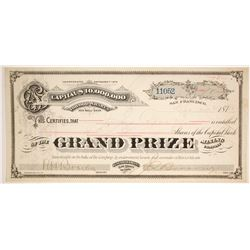 Grand Prize Mining Co  (86519)