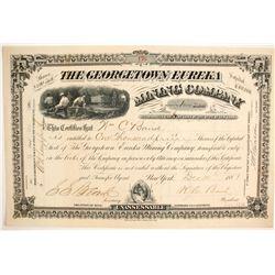 Georgetown Eureka Mining Company Stock  (87905)