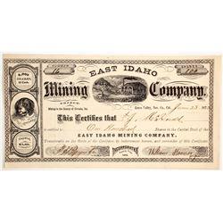 East Idaho Mining Company  (88108)