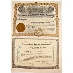 Greenwater Mining stock  (88408)