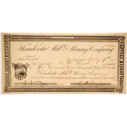 Bandereta Mill & Mining Company stock  (86168)